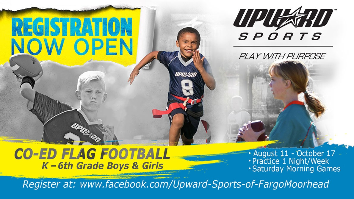 Upward Sports Flag Football
